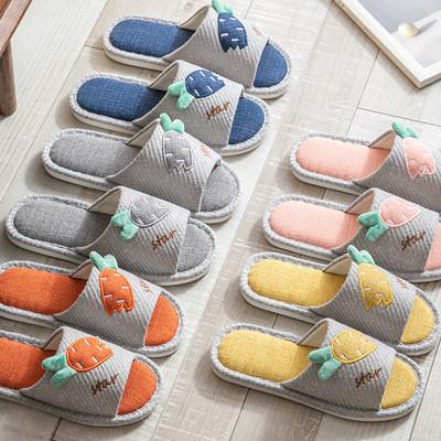 Foto Produk Arami Sendal Katun Hangat Rumah Sol Karet Anti Licin Home Slipper Room - Blue 40-41 dari Arami Lifestyle