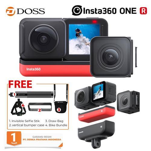 Foto Produk Insta360 One R Twin Edition / Insta 360 One R Twin dari DOSS