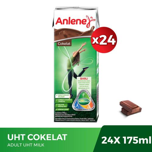 Foto Produk Anlene UHT Cokelat 175ml Carton (1 CT = 24 Pcs) dari Fonterra Official Store