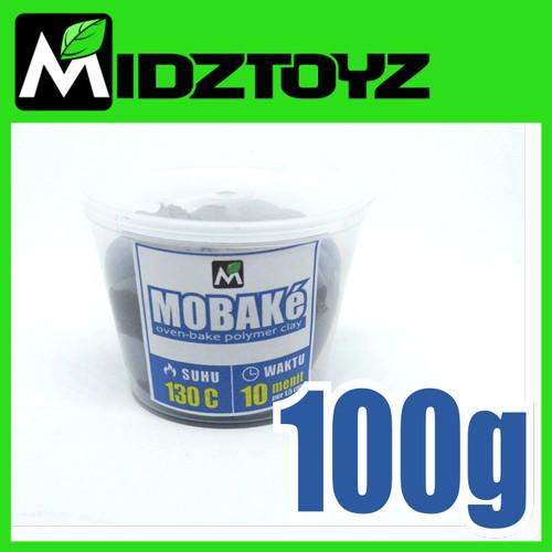 Foto Produk Mobake - Oven bake Polymer Clay 100g dari Midztoyz