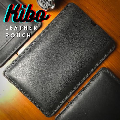 Foto Produk Leather Pouch SleeveCase Samsung/Iphone/*Android(Bisa Custom Semua HP) dari KiboBag