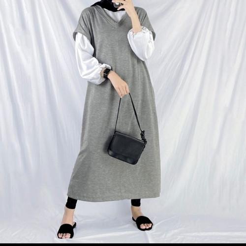Foto Produk Shafira Dress - Black dari Durreza Store