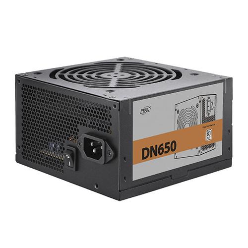 Foto Produk PSU DeepCool 650W 80+ DN650 Sleeve Cable 650 W Power Supply Deep Cool dari PojokITcom Pusat IT Comp