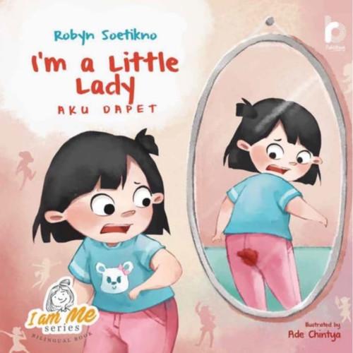 Foto Produk Buku I Am Me Series - little lady dari BluebellBabyshop