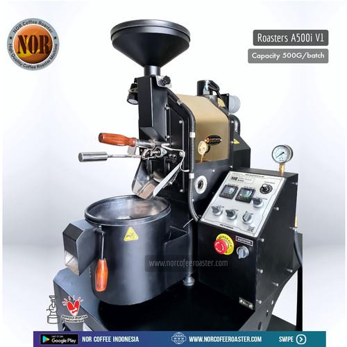 Foto Produk Mesin Roasting Kopi A500i dari NOR Coffee Indonesia