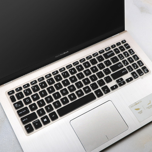 Foto Produk Keyboard Protector Asus A509 A50FJ A509UA S530 S532 A512 - Hitam dari Grace-Computer