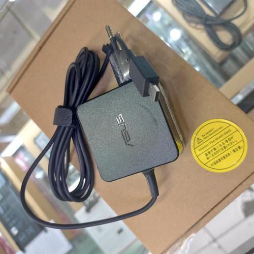 Foto Produk Adaptor Charger Laptop Asus E202SA E202S E202 .19V - 1.75A Original dari NET COMP sparepart
