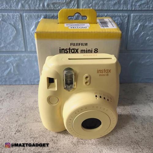 Foto Produk Polaroid Fujifilm Instax mini 8 Mulus dari MAZTGADGET