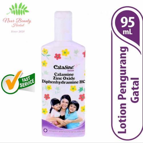 Foto Produk CALADINE LOTION 95ML BEDAK ANTISEPTIK GATAL ALERGI BIANG KERINGAT - 95ml dari Noor Beauty