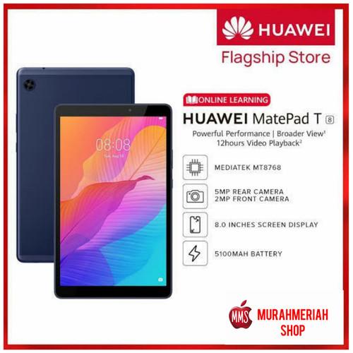 Foto Produk Huawei Matepad T8 (2GB/32GB) Garansi Resmi - Biru dari murahmeriah shop