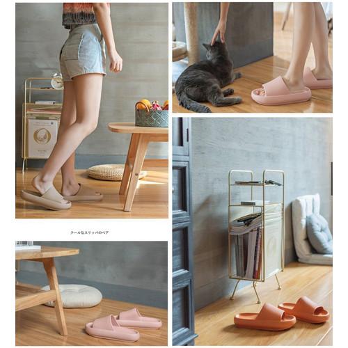 Foto Produk Sandal Selop Pria Wanita Sol Tebal Anti Slip untuk Kamar Mandi - Merah Muda, 36-37 dari Jo&Is Online