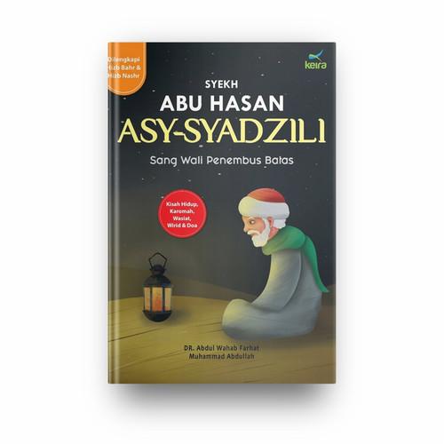 Foto Produk Syekh Abu Hasan Asy-Syadzili dari Buku Islam Nusantara