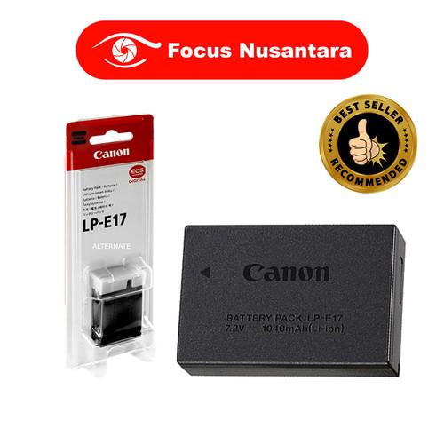 Foto Produk Canon Battery Pack LP-E17 dari Focus Nusantara