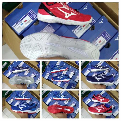 Foto Produk sepatu badminton tennis volly Mizuno Cyclone speed 2 original BNIB dari SILITONGA SPORT