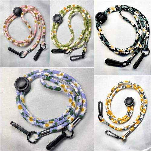 Foto Produk Tali Masker Bunga Matahari Mask String Fastener Rope String 70cm - PURPLE dari DKD Shop78