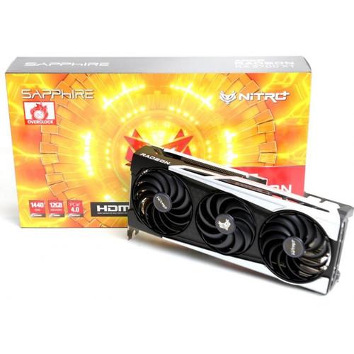Foto Produk VGA Sapphire AMD Radeon RX 6700 XT NITRO + 12GB GDDR6 RDNA2 6700 XT dari PojokITcom Pusat IT Comp