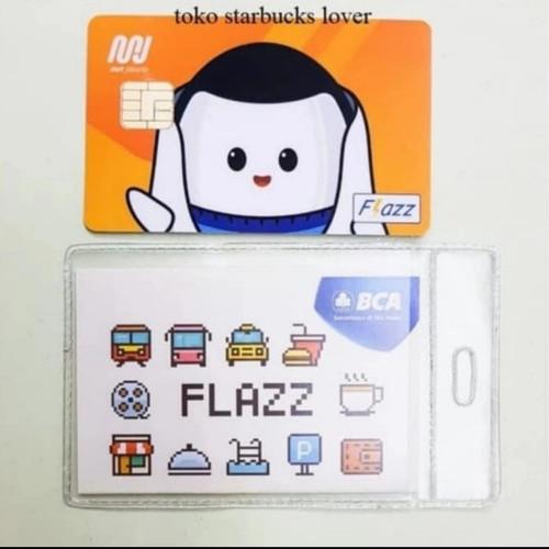 Foto Produk Kartu Flazz BCA Gen 1 Saldo 0 Tidak Dapat NFC dari Toko Starbucks lover