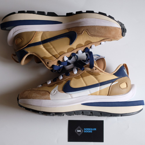 Foto Produk Sacai x Nike Vaporwaffle Sesame H12 Godkiller UA / Retail Quality 1:1 dari Godkiller Goods