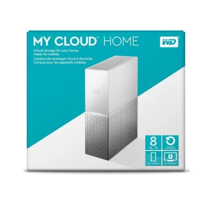 Foto Produk Harddisk WD My Cloud Home 8TB External MyCloud 8 TB HDD WD dari PojokITcom Pusat IT Comp