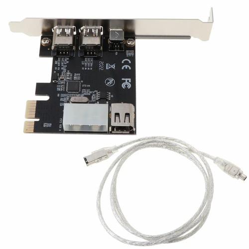 Foto Produk Card PCIE Firewire 1394A dari Obren Shop