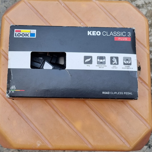 Foto Produk pedal cleat look keo classic 3 plus kondisi baik dari IndoWebstorecom