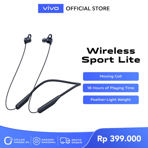 Foto Produk vivo Wireless Sport Lite dari vivo Indonesia