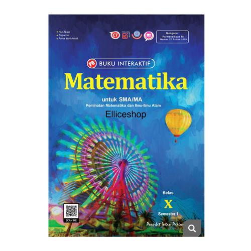 Foto Produk Buku PR Interaktif Matematika Minat kls 10/X, SMT 1, Intan Pariwara - Packing kardus dari Ellice Shop