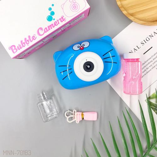 Foto Produk Bubble Kamera / Camera gelembung busa ada music dan lampu duck - Doraemon dari violetacc