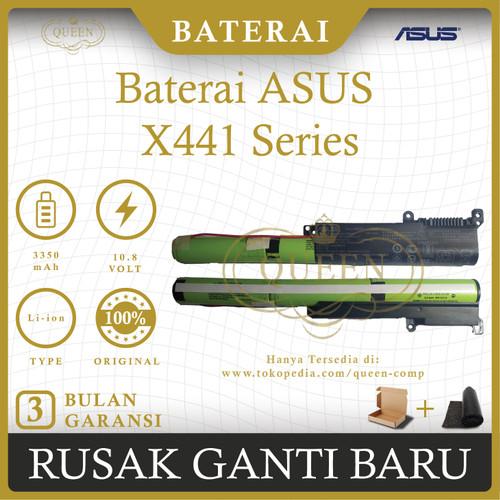 Foto Produk Baterai ASUS X441 X441S X441SA X441SC X441U X441UA X441SC A31N1537 dari queen-computer