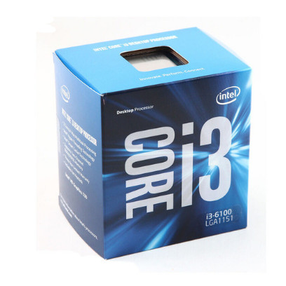 Foto Produk INTEL Processor Core I3 6100 SKYLAKE BOX dari PojokITcom Pusat IT Comp