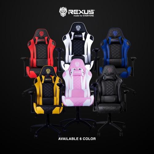 Foto Produk Rexus Gaming Chair Kursi RGC 101 - Merah dari Trinity Plaza
