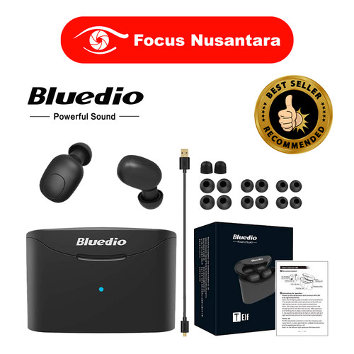 Foto Produk BLUEDIO T Elf (Black) dari Focus Nusantara