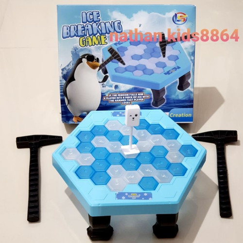 Foto Produk Mainan Anak Ice Breaking Game Penguin Trap dari Nathankids8864