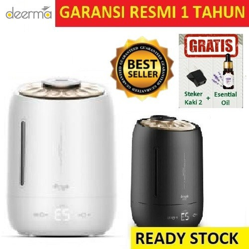 Foto Produk [GARANSI] DEERMA F600 Air Humidifier 5L touch screen dari Instacio Store