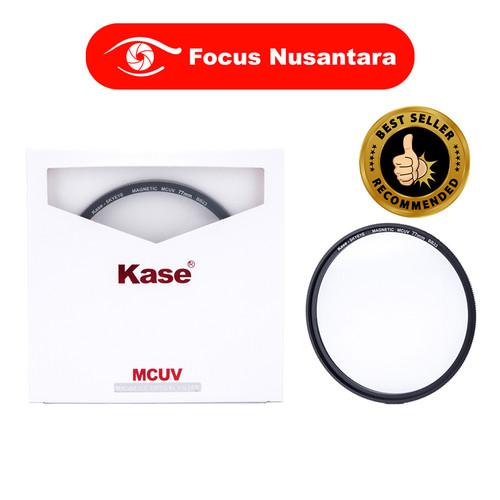 Foto Produk KASE Skyeye Magnetic MCUV Filter 77mm dari Focus Nusantara