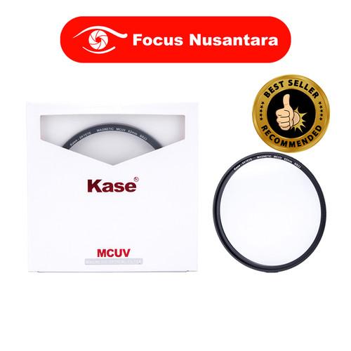 Foto Produk KASE Skyeye Magnetic MCUV Filter 82mm dari Focus Nusantara