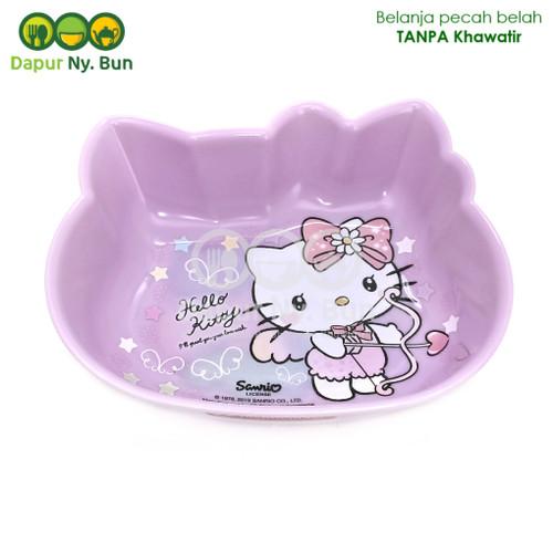 Foto Produk Mangkok Snack Hello Kitty Summer Cupid Ukuran 5,5 Inch dari Dapur Ny.Bun