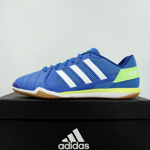 Foto Produk Sepatu Futsal Adidas Top Sala Glow Blue FV2551 Original BNIB - 42 dari KING OF DRIBBLE