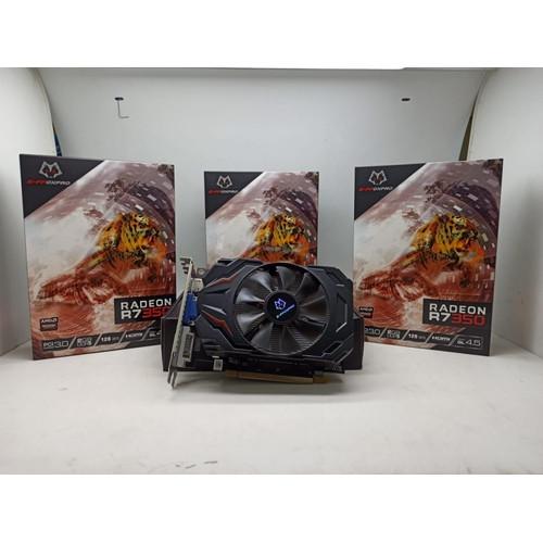 Foto Produk Vga AtiRadeon R7 350 2GB EffoxPro DDR5 dari Tinta Asli