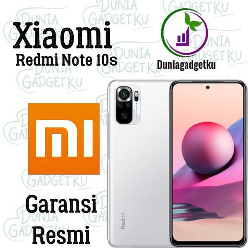 Foto Produk Redmi Note 10s 6/64GB + 8/128GB GARANSI RESMI - 6/64GB, GREY dari duniagadgetku