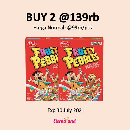 Foto Produk Post Fruity Pebble 425 gr dari Eternaland