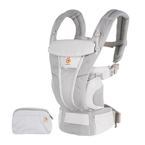 Foto Produk Ergobaby Omni Breeze Carrier - Pearl Grey dari Ergobaby Official Store