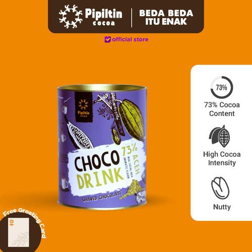 Foto Produk Pipiltin Cocoa Dark Chocolate - Choco Drink Aceh 73% - 1kg dari Pipiltin Cocoa