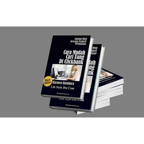 Foto Produk Cara Mudah Cari Uang Di Clickbank dari Buku Perbatasan