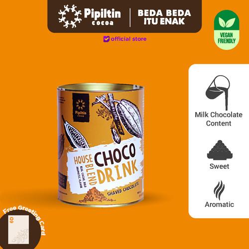 Foto Produk Pipiltin Cocoa Chocolate - Choco Drink House Blend - 180gr dari Pipiltin Cocoa
