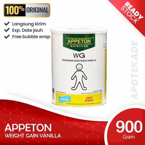 Foto Produk appeton weight gain adult 900 gr / penambah berat badan dari apotekade