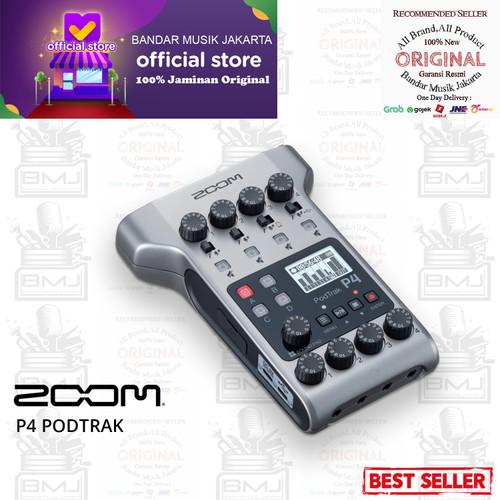 Foto Produk ZOOM PODTRAK P4 dari Bandar Musik Jakarta BMJ