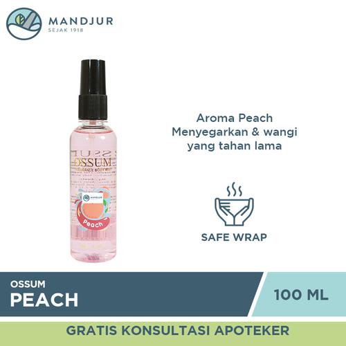 Foto Produk Ossum Fragrance Body Mist Peach dari mandjur
