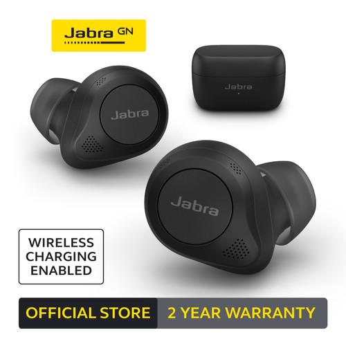 Foto Produk Jabra Elite 85t Advanced Noise Cancelling Earbuds -Grey dari JABRA OFFICIAL STORE
