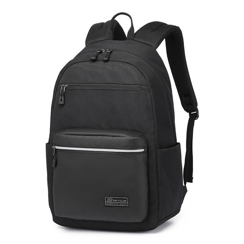 Foto Produk Navy Club Tas Ransel Kasual EAI - Tas Pria Backpack - Up To 14 Inch - Hitam dari Navy Club Official Store